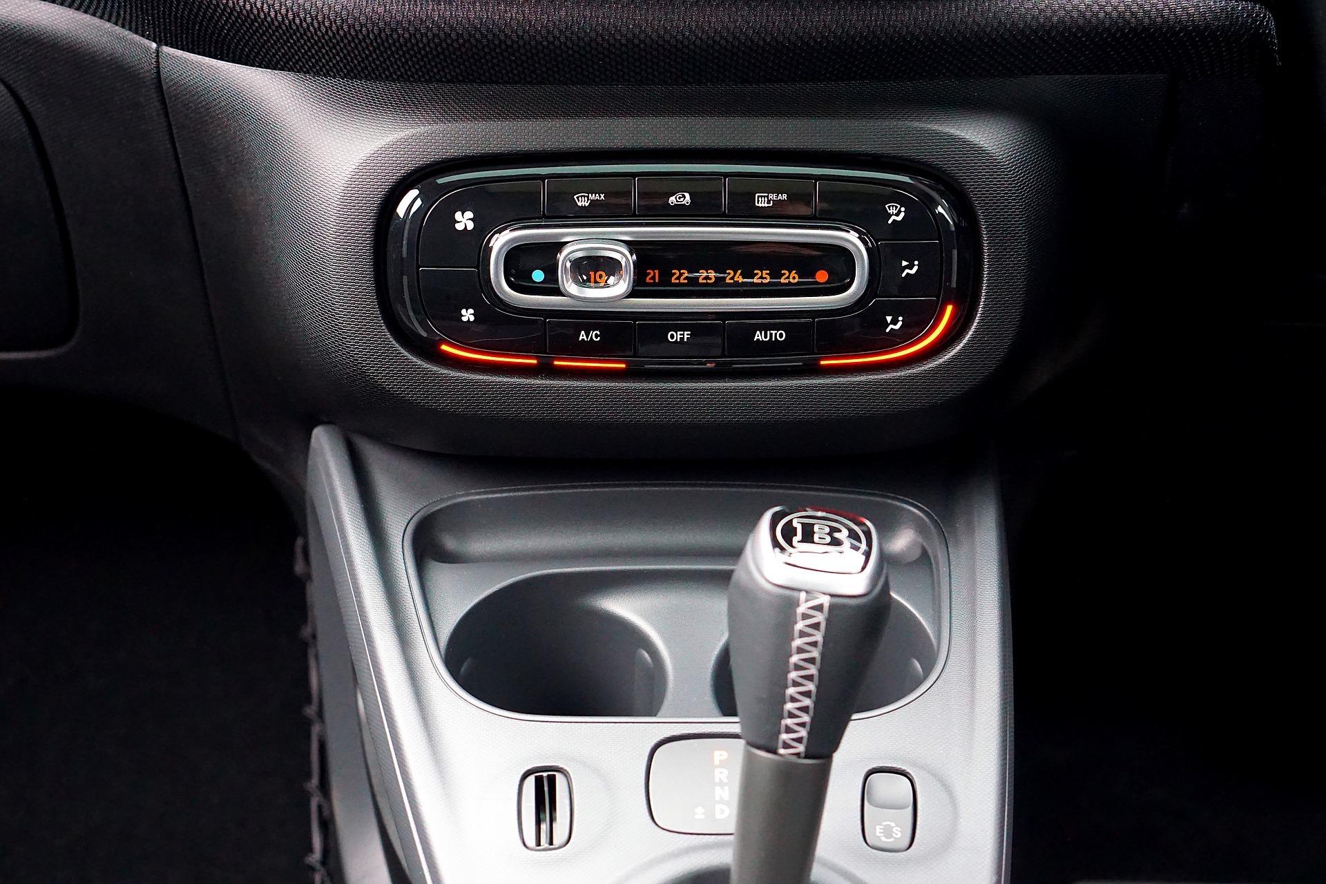 Klima uređaj u automobilu